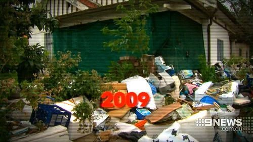 With the family there to stay, neighbours face an uncertain future.