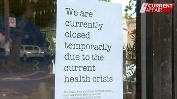 'It's devastating':  Hospitality reeling after coronavirus lockdown