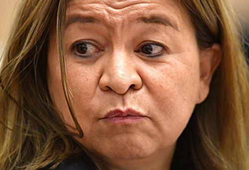 Michelle Guthrie earns $900,000 a year for running the ABC (AAP).