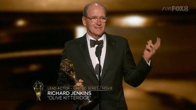 <p><strong>Lead Actor, Limited Series Or Movie</strong></p><p>Richard Jenkins, <em>Olive Kitteridge</em></p>