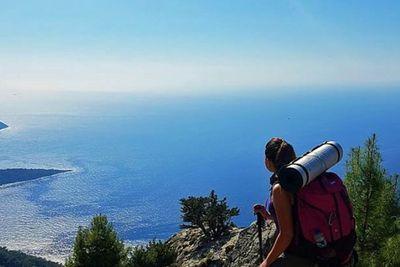 <strong>Lycian Way, Turkey&nbsp;&nbsp;</strong>
