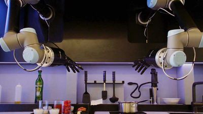 Robot chefs are a thing now