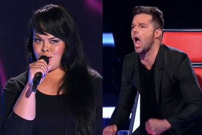 """Softly spoken Karen Andrews turned into a lioness on stage, otherwise known as the powerful """"Miss Murphy"""". Her Blind Audition of Etta James' 'I'd Rather Go Blind' had Ricky Martin professing that Australia had witnessed """"a moment in music history"""".<br/><br/><b><a href=""""http://www.thevoice.com.au/"""">For the latest updates, visit The Voice official website.</a></b>"""