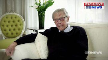 Godfreys founder buys back his company, aged 100