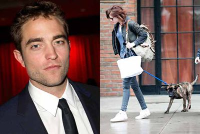 During the happy days of R-Patz and Kristen Stewart, the pair adopted two dogs by the name of Bear and Bernie. But when she cheated and they split, Rob took the dogs and Kristen saw a lawyer to help gain full custody of the pair. Since then the couple have come to their own agreement.