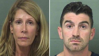 Kathleen Davis and Michael Scierra (Images: Palm Beach County Sheriff's Office)