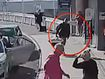Moment Sydney Airport bomb plot failed caught on CCTV