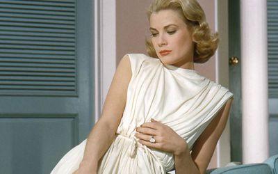 Princess Grace of Monaco's emerald cut ring