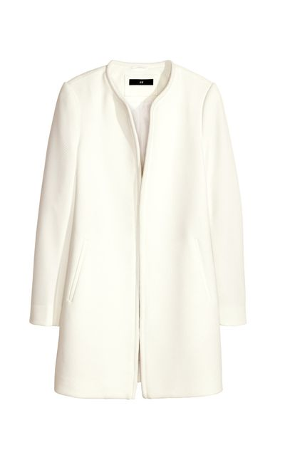 """<strong>#9 A coat for the commute</strong><br /><a href=""""http://www.hm.com/au/product/86602?article=86602-A"""" target=""""_blank"""">Coat, $59.95, H&amp;M</a>"""