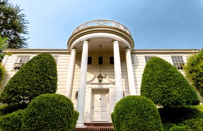 Fresh Prince Bel-Air mansion