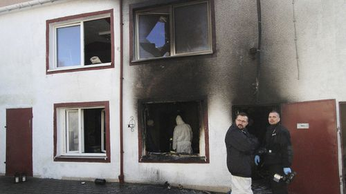Five teenage girls were killed in an escape room fire in Poland.