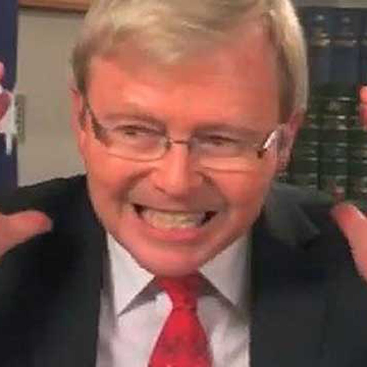 Mastermind Behind Leaked Kevin Rudd Footage Still Unknown