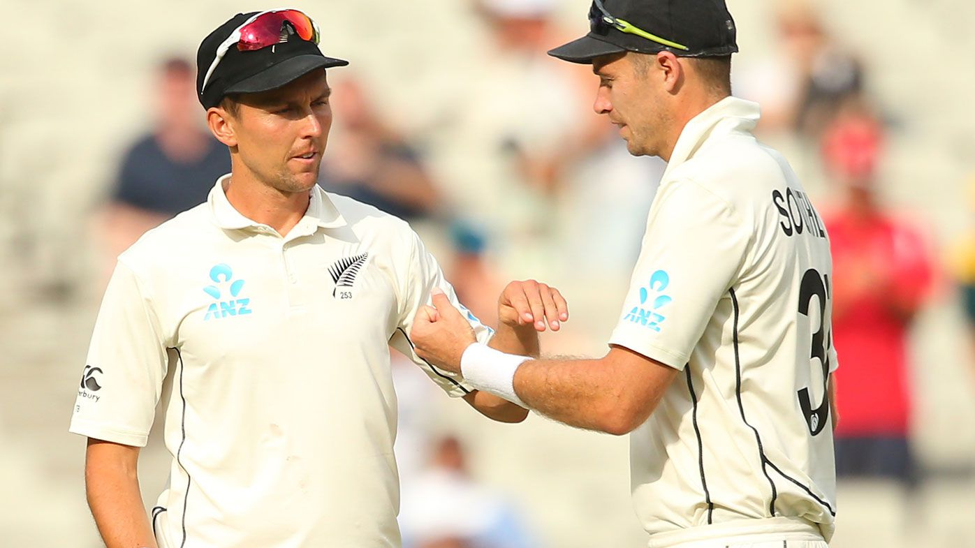 Boult and Southee