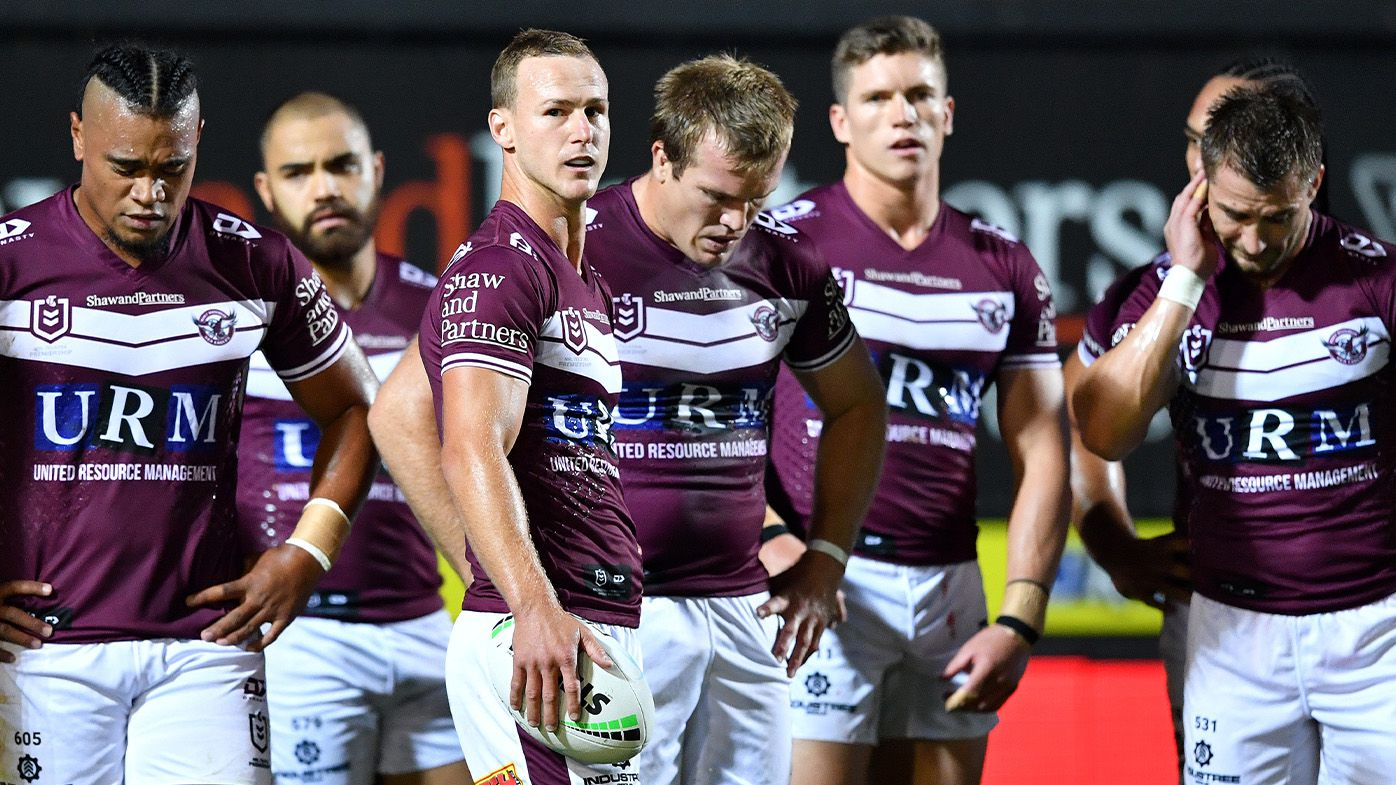 Andrew Johns stunned by Manly Sea Eagles' 'yuck' body language in loss to Penrith Panthers