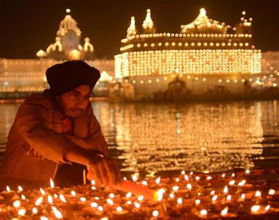 <strong>Diwali, India</strong>