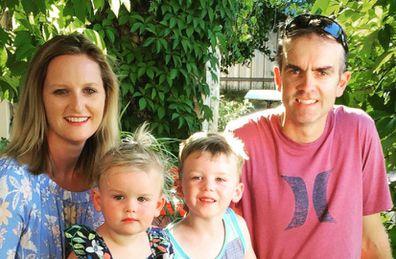 Sonya Chant skin cancer melanoma family