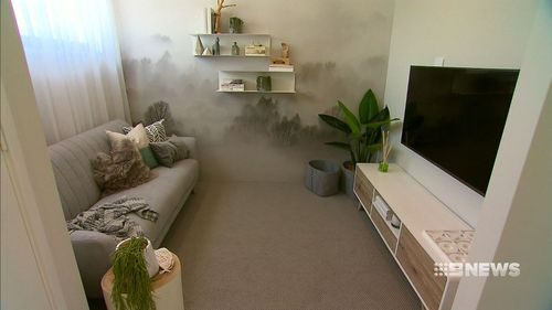 Some homes are just 80 square metres in size. (9NEWS)
