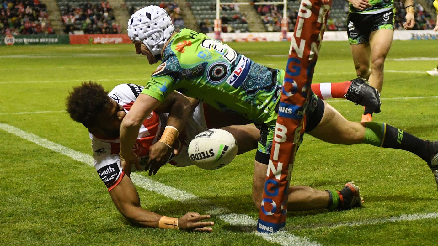 NRL: Canberra Raiders call for common sense on foul play