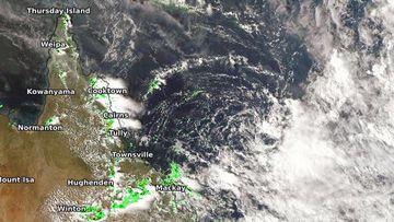Tropical Cyclone Owen