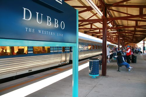 Visitors can also reach Dubbo via bus or train
