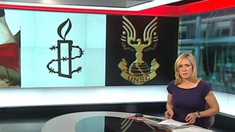 Watch: BBC confuses Xbox <i>Halo</i> logo with United Nations symbol