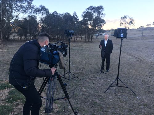 Prime Minister Scott Morrison said he expected the tough new laws on food sabotage to be pushed through today.