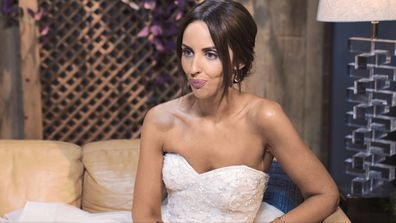 Lizzie Married At First Sight MAFS 2020