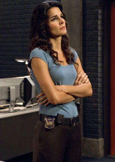 Angie Harmon Detective Jane Rizzoli Rizzoli & Isles