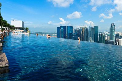 <strong>Hotel Marina Bay Sands, Singapore</strong>