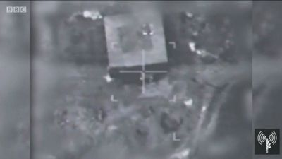 Israel claims responsibility for bombing Syrian nuclear reactor