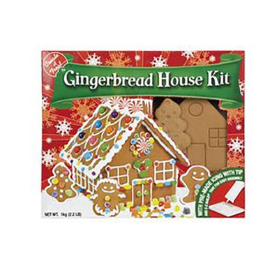 "Gingerbread house, $12 <a href=""http://shop.coles.com.au/online/national"" target=""_blank"">Coles</a>."
