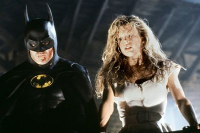 Kim Basinger as Vicki Vale in Batman (1989)
