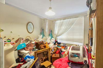 Child's Bedroom — Before