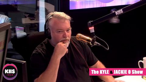 Kyle Sandilands reveals horrific childhood story