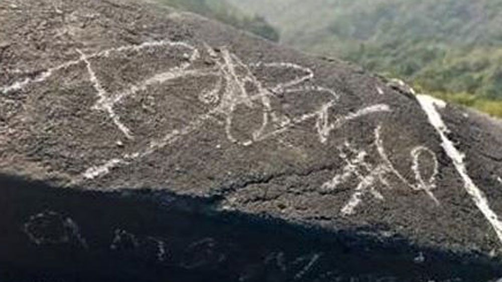 NBA player apologises after graffiti work on Great Wall of China