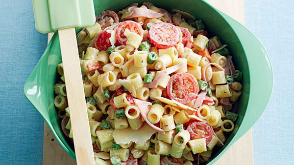 Lunchbox pasta salad