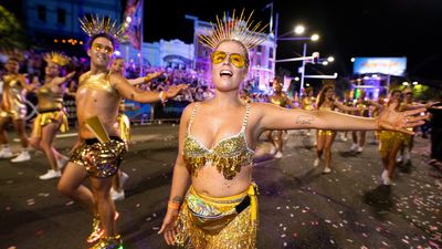 This year's Mardi Gras was a time for Sydney to shine