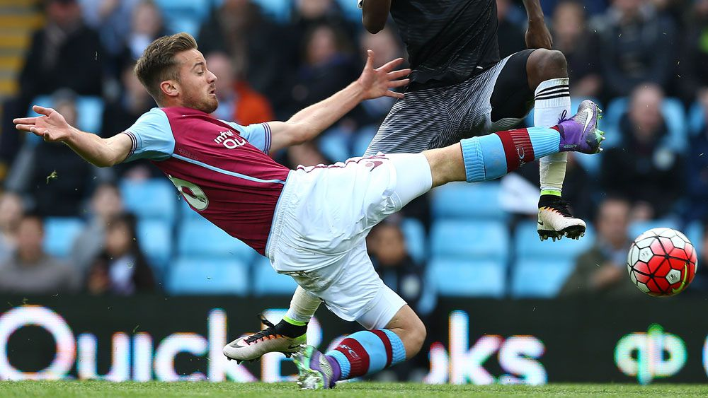 Aussie Lyden debuts in Aston Villa loss