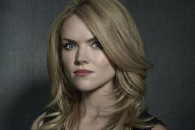 Erin Richards plays Barbara Kean, the fiancée of James Gordon who also has a history with detective Renee Montoya.