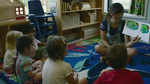 Unions have suggested the low pay rate is due to gender inequality. (9NEWS)