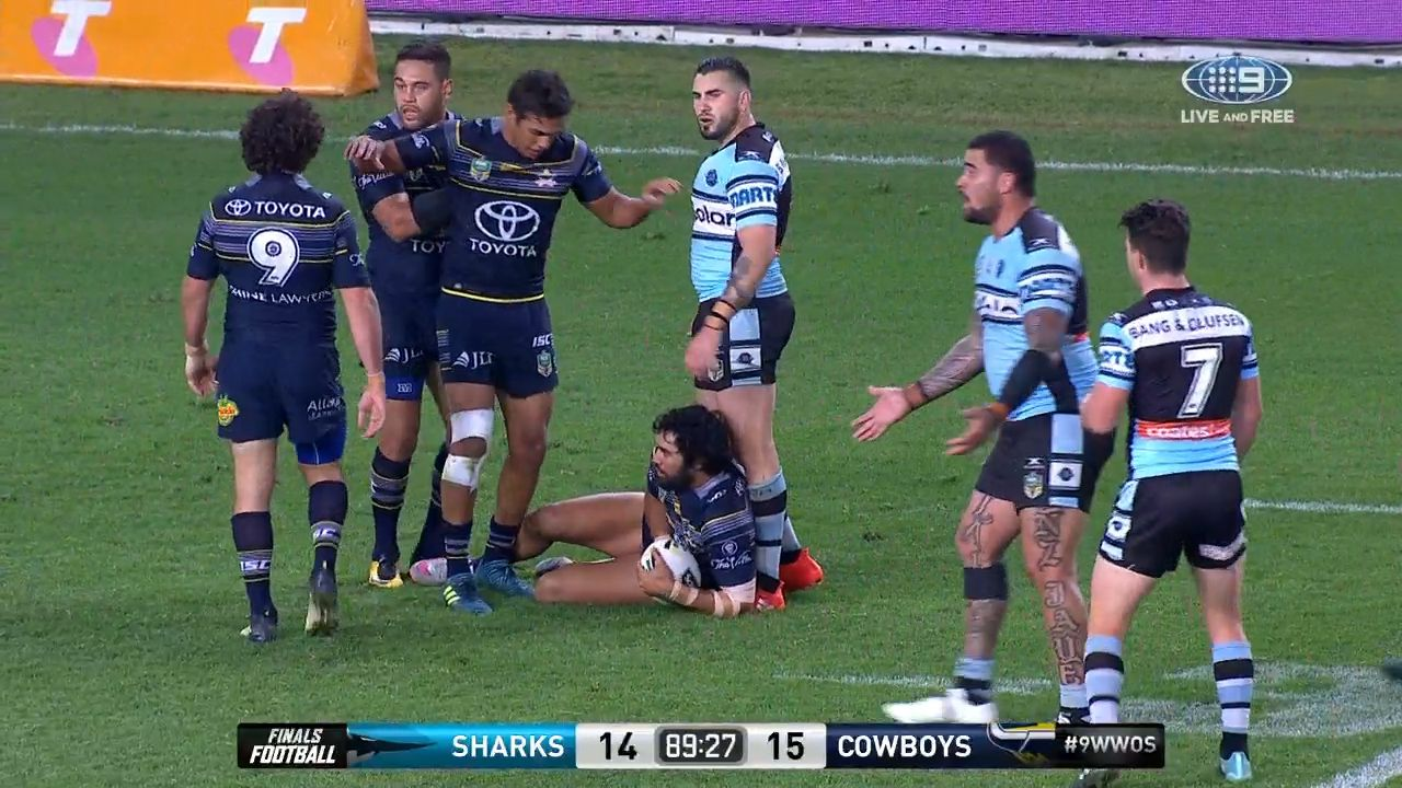 Cowboys in epic golden point upset