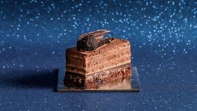 Black Star Pastry x Koko Black chocolate meteor cake