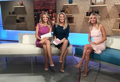 Joining Fox & Friends for a segment on 2 October 2018.