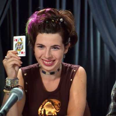 Heather Matarazzo as Lily Moscovitz: Then