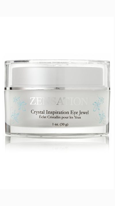 """<p><a href=""""http://www.net-a-porter.com/product/527465/Zensation/crystal-inspiration-eye-jewel-30g"""" target=""""_blank"""">Crystal Inspiration Eye Jewel, $80, Zensation</a></p><p>This gel uses the power of caffeine to reduce puffiness under the eyes.</p>"""