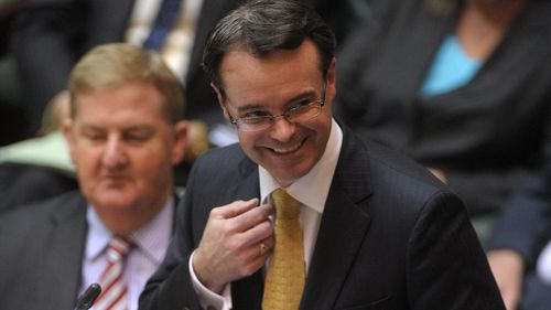 Opposition treasurer Michael O'Brien is also among those listed. Picture: AAP