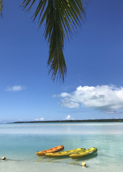Q: What do you love so much about the Cook Islands?