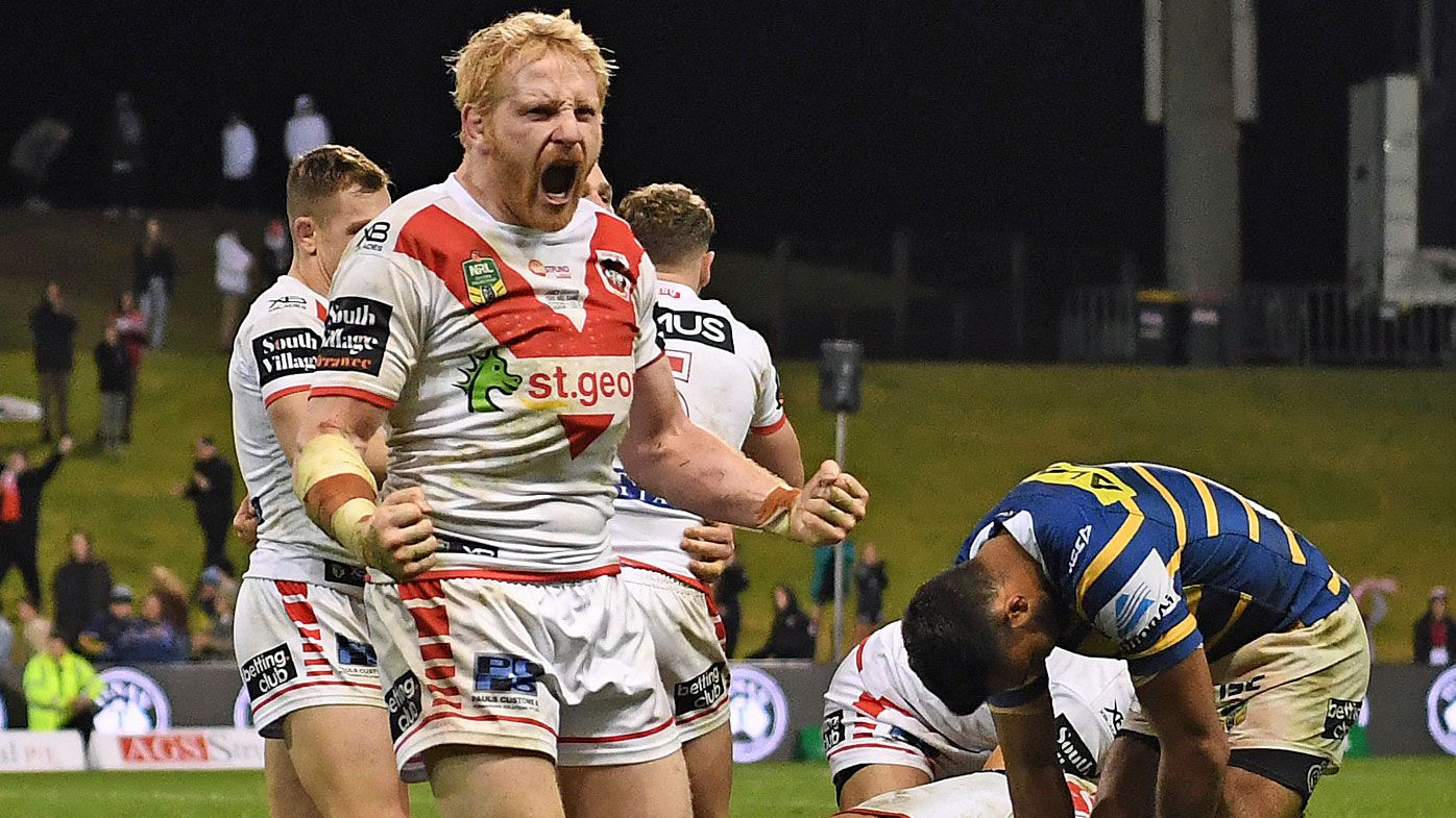 How to live stream St George Illawarra Dragons vs Wests Tigers - NRL Round 18