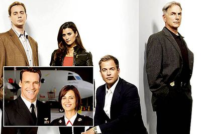 """<B>Spun-off from:</B> <I>JAG</I> (1995 to 2005),  a legal drama chronicling the cases of US navy lawyers.<br/><br/><B>Hit or Miss?</B> Hit. <I>NCIS</I> has never been a critical favourite, but that hasn't stopped viewers from tuning in in droves to watch a team of wise-cracking navy agents solve crimes. Now in its sixth season the show is stronger than ever, recently scoring series-high ratings.<br/><br/><B>Factoid:</B> In its first season the show was titled <I>Navy NCIS</I>. """"NCIS"""" stands for """"Naval Criminal Investigative Service"""", so the first """"Navy"""" was quickly dropped for being redundant."""