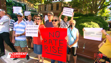 Ratepayers revolt over council's half-billion-dollar debt